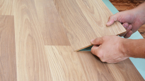 Why is vinyl and laminate flooring so popular?
